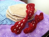 Crochet Bacon and Pancakes Pattern