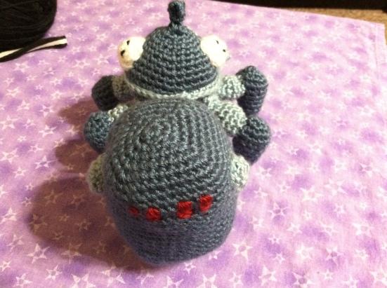 tachikoma crochet pattern