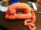 Crochet Telephone Pattern