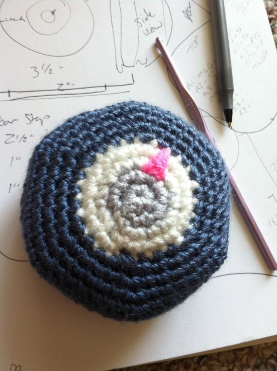 thermostat crochet pattern